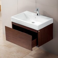 "<strong>Vigo</strong> Agalia 30.5"" Single Bathroom Vanity Set"