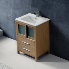 "<strong>Vigo</strong> Alessandro 24"" Single Bathroom Vanity Set"