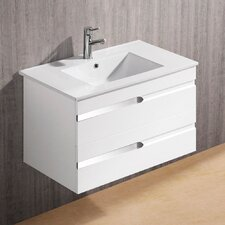 "Ethereal-Petit 32"" Single Bathroom Vanity Set"