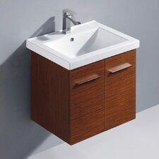 "Amber 23.63"" Single Bathroom Vanity Set"