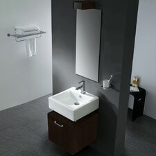 "Treasure 18.38"" Wall Mounted Bathroom Vanity Set"