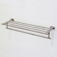 "<strong>Vigo</strong> Ovando 24"" Hotel Style Rack and Towel Bar"