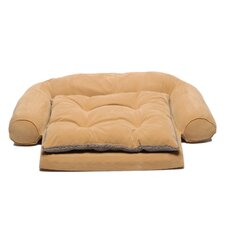 Ortho Sleeper Comfort Couch® Dog Bed in Caramel