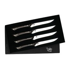 Shima 4 Piece Steak Knife Set