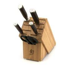Premier 6 Piece Basic Knife Block Set