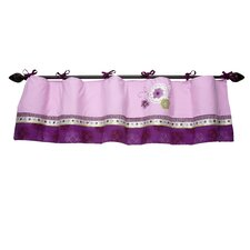 "Pretty in Purple 60"" Curtain Valance"