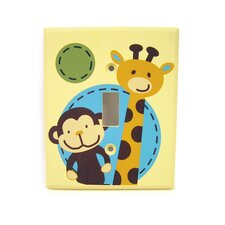 Jungle Tales Switch Plate