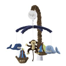 Ahoy Mate! Musical Mobile