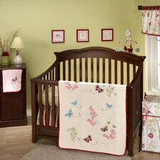 <strong>NoJo</strong> Alexis Garden Crib Bedding Collection