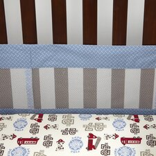 Engine 27 Secure Me Mesh Crib Liner