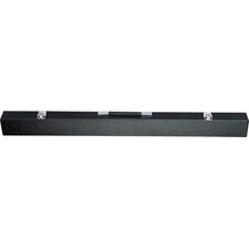 "33.5"" /1 Box Pool Cue Case in Black"