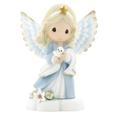 In the Radiance of Heaven's Light Figurine