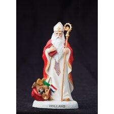 """Holland"" Holland Santa Figurine"
