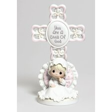 <strong>Precious Moments</strong> You Are a Child of God Girl Figurine