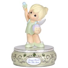 <strong>Precious Moments</strong> Always Reach for the Stars Musical Figurine
