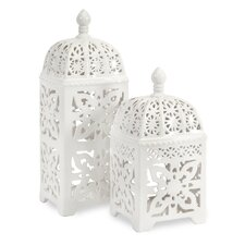Maya T-Light Lantern(Set of 2)