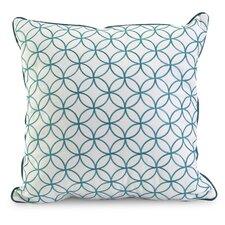 Essentials Embroidered Cotton Pillow