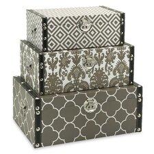 Essentials Storage Boxes (Set of 3)