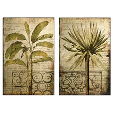 Antego Wall Decor (Set of 2)