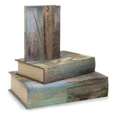 Field of Dreams Book Box (Set of 3)