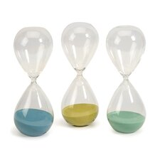 Paroles Large Hourglass (Set of 3)