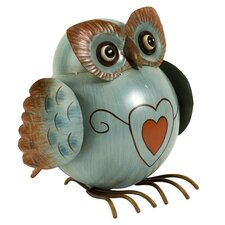 Bernadine Decorative Owl Figurine