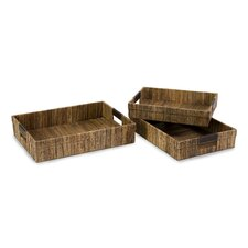<strong>IMAX</strong> Havana Tray (Set of 3)