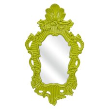 "<strong>IMAX</strong> Finely 31.75"" H x 18.75"" W Baroque Wall Mirror"