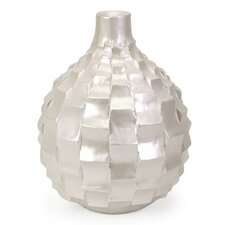 Helena Small Vase in Pearl