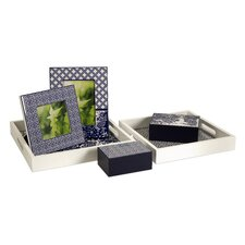 Missy Desk Accessories - Set of 6