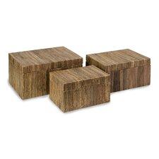 Havana Storage Boxes (Set of 3)