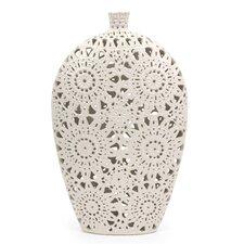 "19"" Lacey Vase"