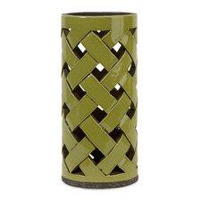 Morelia Large Ceramic Cutwork Lantern