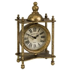 Claudette Iron Clock
