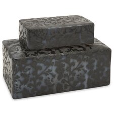 Moran Midnight Rectangular Canister