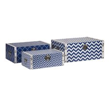Essentials 3 Piece Storage Box Set