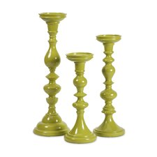 Essential Candle Holder (Set of 3)