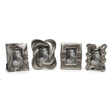 4 Piece Handsel Picture Frames Set