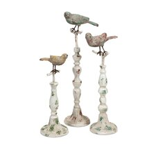 Mcgee 3 Piece Bird Statuaries Set