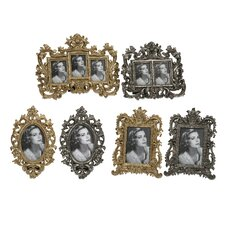 6 Piece Hallet Picture Frames Set