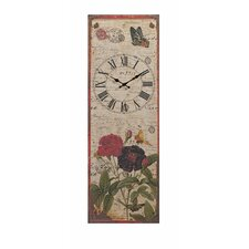 Ellison Metal Wall Clock