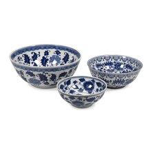 Tollmache 3 Piece Bowls Set