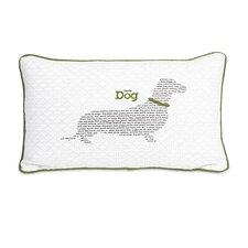 Haute Dog Pillow
