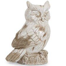Singleton Garden Owl Statue
