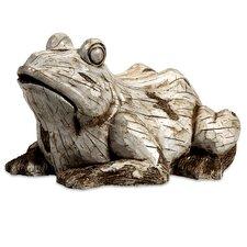 Singleton Garden Frog Statue