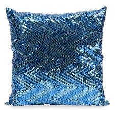 Chevron Estradin Sequin Pillow