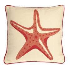 Careen Starfish Pillow