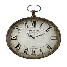"Jefferson 16""  Wall Clock"