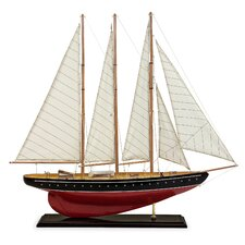 Large Sail Model Boat