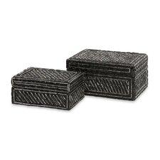 Bangle Jewelry Box (Set of 2)